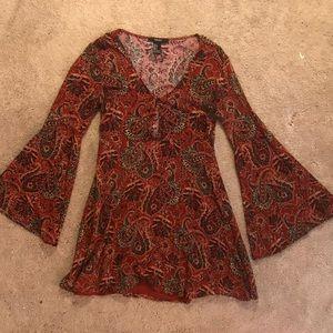 Retro/Vintage Pattern Dress